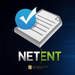 Conditions bonus de Netent